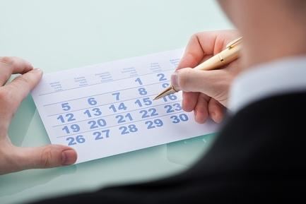 Приказ на отпуск за сколько дней до отпуска