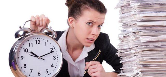 За сколько дней пишется заявление на увольнение