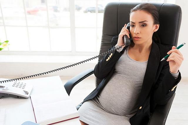Права беременных на работе по трудовому кодексу 2021