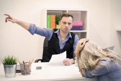 Увольнение за виновные действия работника