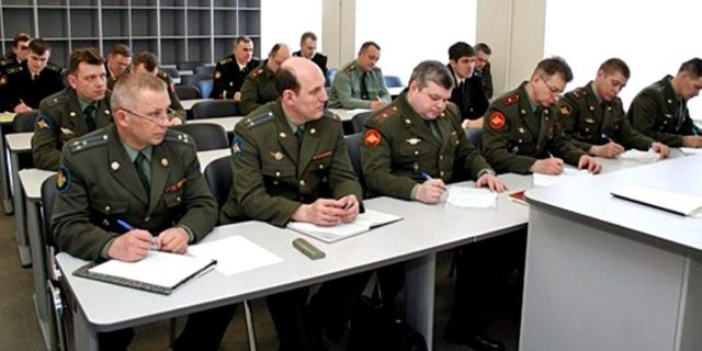Переподготовка военнослужащих при увольнении