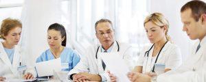 Отпуск медицинских работников