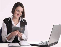 Как заверить трудовую книжку работает по настоящее время - образец