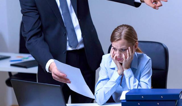 Отрицательная характеристика на работника