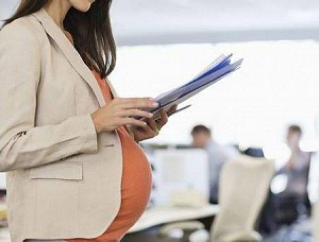 Приказ о предоставлении отпуска по беременности и родам - образец